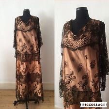 Lace Vintage Dresses 1930s Decade