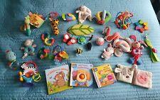 Paket 49: Sammlung Babyspielzeug über 23 Teile! (Rasseln, Beißringe,Mobile...)