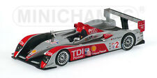 Audi R10 #2 Winner 12h Sebring 2007 1:43 Model 400071692 MINICHAMPS