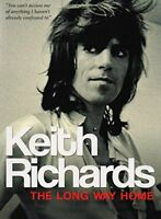 Keith Richards -The Long Way Home 2 X DVD EXTENDED EDITION [2014] [NTSC]