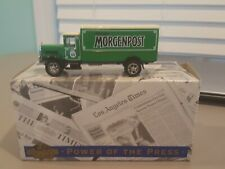 Matchbox 1932 MERCEDES-BENZ L5 BERLINER MORGENPOST (YPP03)