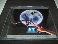 CD - E.T. - THE EXTRA-TERRESTRIAL - JOHN WILLIAMS - THE 20TH ANNIVERSARY - U.S.A