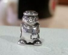 PANDORA STERLING SILVER CLOWN/HOBO CHARM BEAD 790397 RETIRED 925 ALE USA