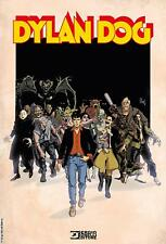 POSTER MANIFESTO DYLAN DOG ANGELO STANO OLD BOY cm70x100 RARO LUCCA 2017