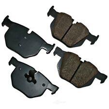 Disc Brake Pad Set-Euro Ultra Premium Ceramic Pads Rear Akebono EUR1042