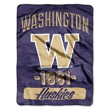 Washington Huskies NCAA Blankets
