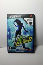Dance Dance Revolution Extreme 2 (Sony PlayStation 2, 2005) - Good Condition
