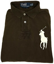 Polo Ralph Lauren Custom Fit Shirt Small Mens Short Sleeve BIG PONY #3 Size Sz S