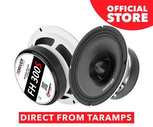 "2x Full Range 7Driver 6"" FH 300S 4 Ohm Speaker 150W RMS by Taramps"