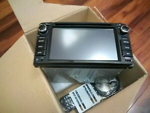 """Double 2 Din 6.2"""" Car Stereo DVD CD GPS Player HD In Dash Bluetooth Radio Camera"""