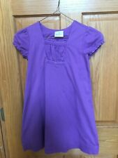 Hanna Andersson 120 Girls Purple Dress