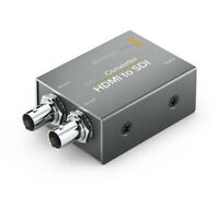 Blackmagic Design Micro Converter HDMI to SDI with Power Supply CONVCMIC/HS/WPSU