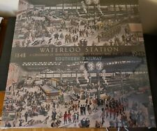 gibsons waterloo station jigsaw puzzle 1000 pieces