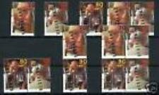 Nederland alle combinaties  uit  postzegelboekje 49  postfris/MNH