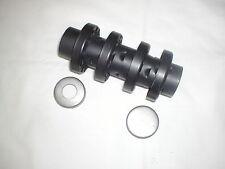 """3"""" Exhaust Resonator Insert Muffler Reduce Resonance Dual Exhaust (Two Inserts)"""