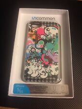 NEW - Uncommon Plastic Boom Design iPhone 5 Capsule Case - 16g 32g 64g - LOOK!