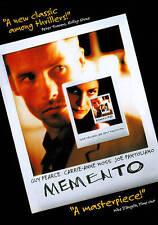 Memento (DVD, 2011,Guy Pearce,Christopher Nolan)