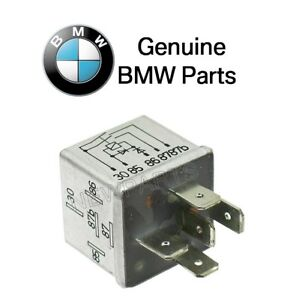 For BMW E30 E28 325 533i 535is M3 Diode Relay Fuel Injection 5-Prong Genuine