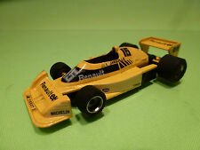 EIDAI GRIP RENAULT RS01  - F1 JABOUILLE No 15 - ELF 1:43 - VERY GOOD CONDITION