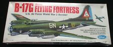 GUILLOWS 1/28th Scale B-17G Boeing Flying Fortress Kit No. 2002