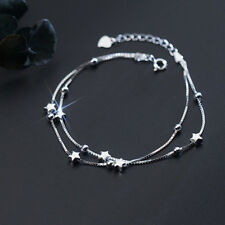 925 sterling silver Ms. Star Lovers Bracelet Valentine's Day Birthday Gift