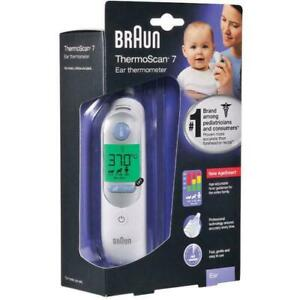 Braun Thermoscan 7 IRT 6520 - Ear Thermometer
