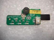 Genuine Dell Latitude D530 Power Button Board w/Mic DA0DM6YB8A0