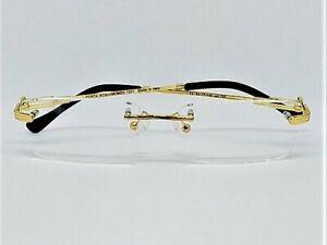 Porta Romana® Vintage Collection Rimless Prescription Frames ( model 1001)