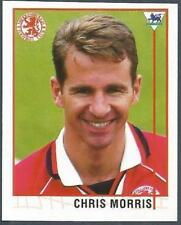 MERLIN 1996-PREMIER LEAGUE 96 - #485-MIDDLESBROUGH-CHRIS MORRIS