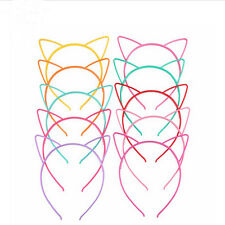 Haarreif Haarband Cosplay Ohren Katzenohren Lolita Anime Stirnband Kinder