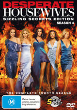 Desperate Housewives: Season 4 * NEW DVD * (Region 4 Australia)