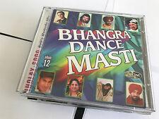 BHANGRA DANCE MASTI CD RARE COMPILATION CD