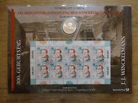 Numisblatt 5 / 2017 Winkelmann 20 € 925 Silber Münze Gedenkmünze Bestzustand