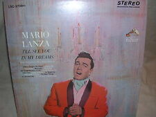 Mario Lanza I'll See You in my Dreams RCA Victor Red Seal LSC-2720 VG / VG