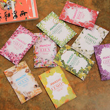 Aromatherapy Natural Sachet Air Refreshing Scent Bag Vanilla Refresher Hot