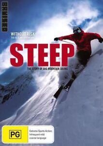 Steep - The Story Of Big Mountain Skiing (DVD, 2008)
