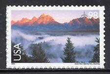 C147 * GRAND TETON NATIONAL PARK, WYOMIMG * US Postage Stamp MNH