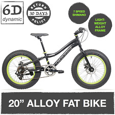 "20"" AVALANCHE CHOMPI KIDS FAT BIKE"
