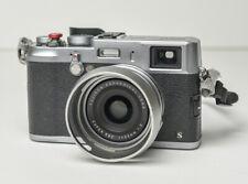 Fujifilm X100S 16.3MP Silver