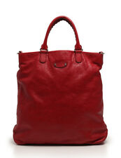 BALENCIAGA tote bag 2WAY shoulder bag leather red