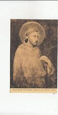 BF18430 simione martini s francesco chiesa assisi painting art front/back image