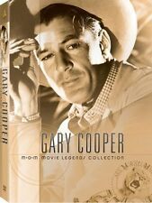 GARY COOPER M.G.M LEGENDA COLLECTION 4-DISC SET 4 MOVIES THE REAL GLORY +3  DVD