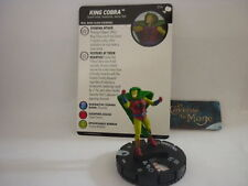 HEROCLIX THE MIGHTY THOR - #014 King Cobra *C*