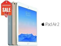 Apple iPad Air 2 64GB WiFi Retina Display 9.7 Touch ID GOLD GRAY SILVER (R-D)