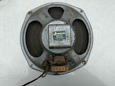 "Vintage 1950s Jensen ""Alnico 5"" Standard Series 8"" Speaker for Guitar Amp #2"