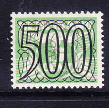 NETHERLANDS 1940 Surcharge SG539 500 on 3c green - mounted mint. Cat £60