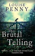 The Brutal Telling-ExLibrary