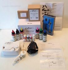 Global Sugar Art Airbrush & Compressor Kit With Airbrush Colors-Cake Decorating