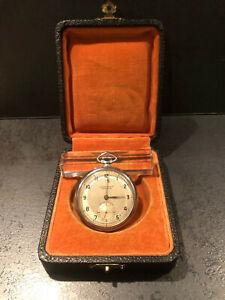 Antike Taschenuhr Orator Chronometre  - 16 Rubis 1a - singnierte Werk - SWISS M.