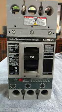 I-T-E Siemens Type FXD6-ETI FXD63A150 3 Pole 150 Amp 600 VAC CB032